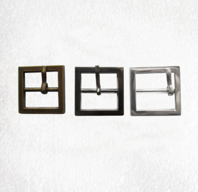 27x27mm Flat Square buckle