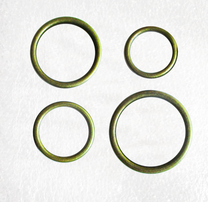 Solid Bronze O Rings all sizes