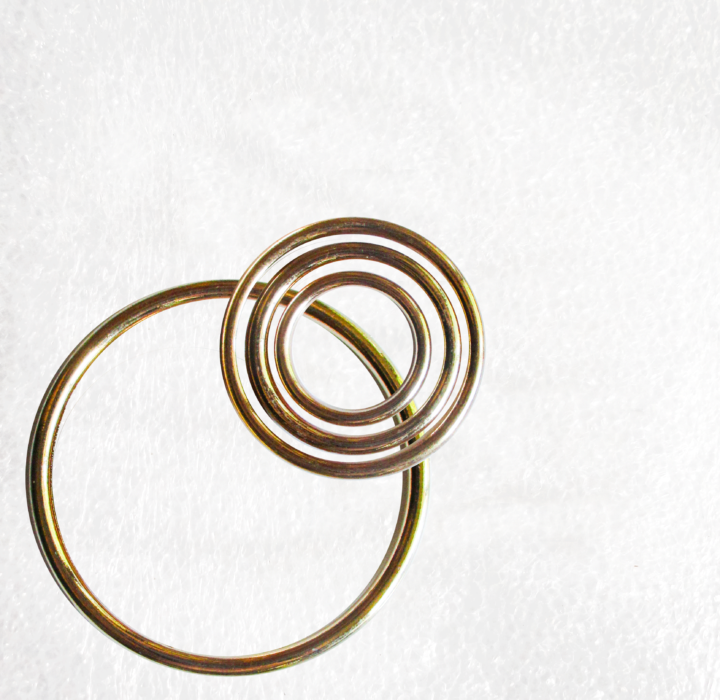 Solid Gold O Rings all sizes