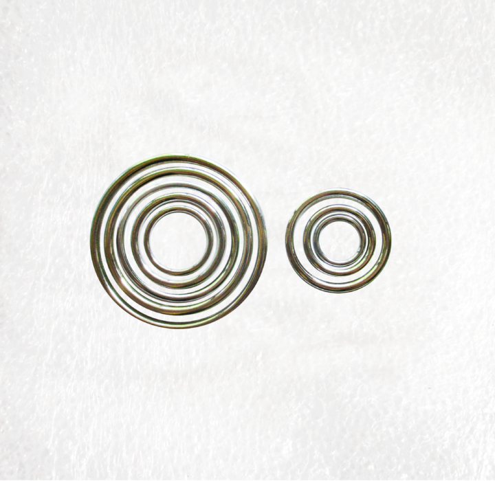 Solid Silver O Rings 8 sizes